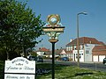 Village Sign, Frinton-on-Sea - geograph.org.uk - 793409.jpg