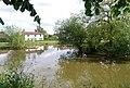 Village pond, The Village Green, Matfield - geograph.org.uk - 1360421.jpg