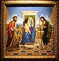 Vincenzo catena, madonna col bambino e i ss. marco e mattista, col doge leonardo loredan, 1505-07.JPG