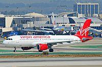 N635VA - A320 - Alaska Airlines