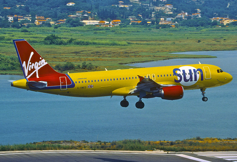 File:Virgin Sun Airbus A320-214; G-VMED, June 2001 (8297179365).jpg