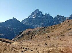 04.1 Południowe Alpy Kotyjskie