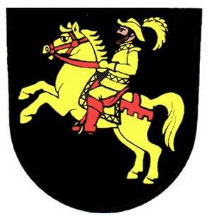 Vogt, Baden-Württemberg - Image: Vogt Wappen