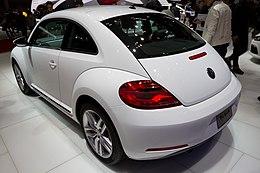 Volkswagen Beetle rear 2011 Tokyo Motor Show.jpg