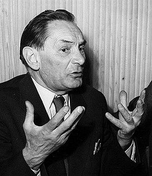 Vsevolod Pudovkin - Pudovkin in Italy in 1951