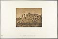 Vue de la Salle Hypostyle du palais de Karnac, prise sur l'angle N.E. MET DP131874.jpg