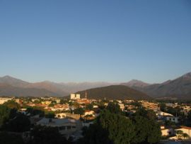 Northern view of Valledupar