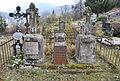 Vyhne - old gravestones - 2011.JPG