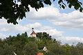 Wörnitzstein Kalvarienbergkapelle 1881.JPG