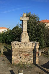 The cross in Vairé