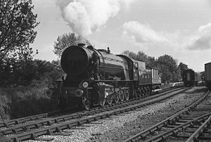 Lavender Line - Image: WD 2 10 0 at Isfield Sussex