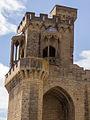 WLM14ES - Olite Palacio Real Torre de los cuatro Vientos 00008 - .jpg