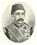 WORMELEY(1893) p259 Sultan Abdul Hamid II.jpg