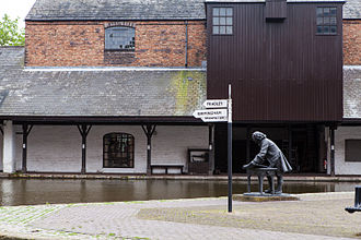 Coventry Canal - Coventry Canal basin