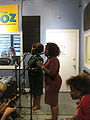 WWOZ Drive Tank and the Bangas Singers.JPG