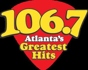 WYAY - Former logo under the Atlanta's Greatest Hits branding
