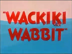 Wackiki Wabbit - Image: Wackiki wabbit title