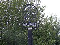 Walpole Village Sign - geograph.org.uk - 906011.jpg