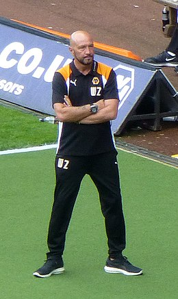 Zenga Coaching Wolverhampton Wanderers In August