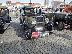 Walter Junior, limuzína-sedan (1934), Křivonoska 2020 02.jpg