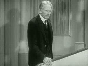 Affairs of Cappy Ricks - Walter Brennan in the film