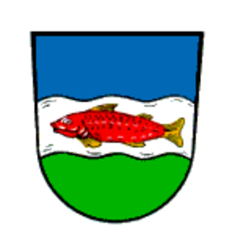 Schwarzenbach an der Saale - Image: Wappen Schwarzenbach an der Saale