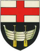 Coat of arms of the local community Urbar