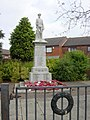 War Memorial, Old Skelmersdale - geograph.org.uk - 66808.jpg