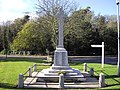 War Memorial at junction of High Street and New Road Mistley - geograph.org.uk - 1573763.jpg