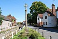 War memorial in East Meon - geograph.org.uk - 1455221.jpg