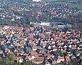 Warendorf Luftbild Altstadt 1.JPG