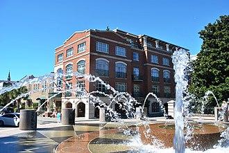 South Trenton, New Jersey - Arm & Hammer Park