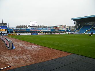 Brunton Park - Petteril End
