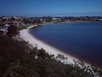 Applecross, Western Australia - Image: Waylen bay heathcote