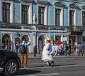 Wedding photo in Saint Petersburg 02.JPG