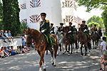 Welfenfest 2013 Festzug 133 Stadtgarde zu Pferd.jpg