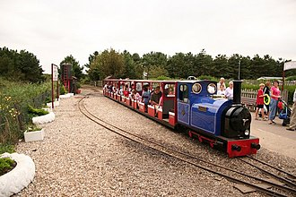 Alan Keef - Image: Wells Light Railway geograph.org.uk 542414