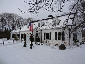 Wenham, Massachusetts - Wenham Tea House