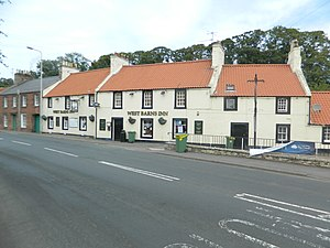 West Barns Inn, West Barns (geograph 3534927).jpg