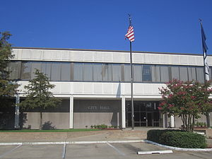 West Monroe, Louisiana - West Monroe City Hall