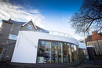 Westbourne School, Penarth - Image: Westbourne School Penarth
