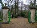 Western entrance to Linn Park - geograph.org.uk - 1604974.jpg