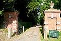 Western gate of Basildon Park - geograph.org.uk - 1344957.jpg