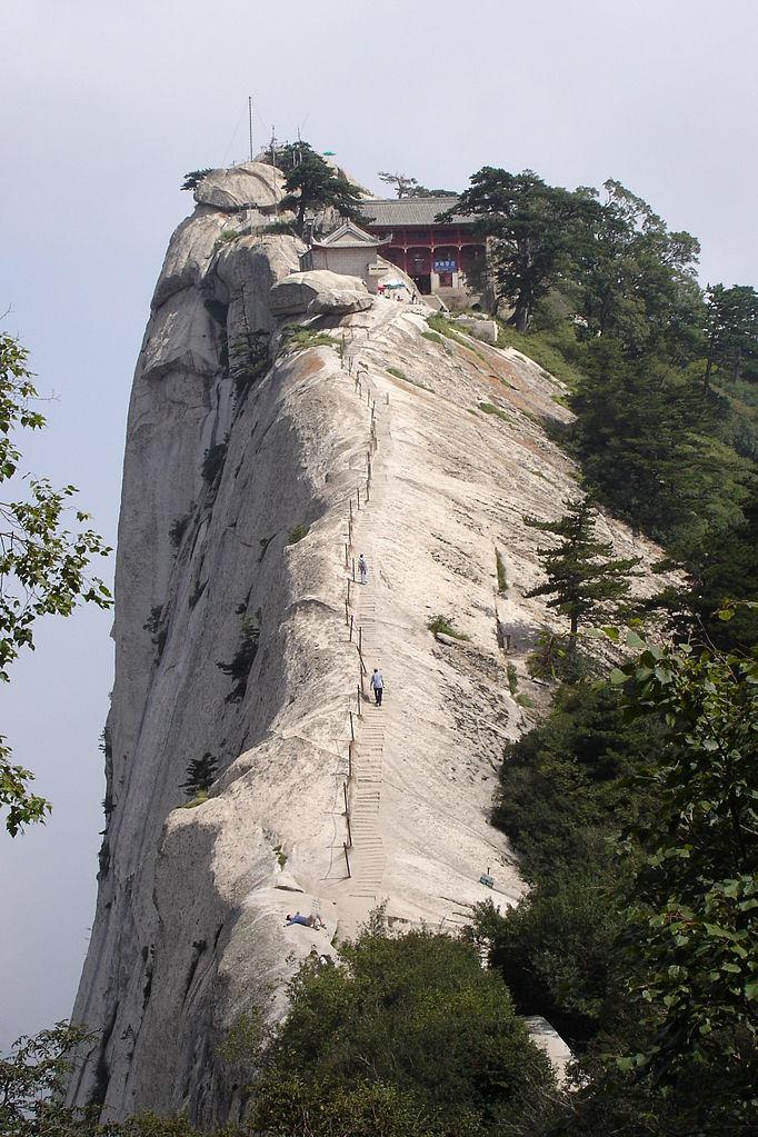 世界上最危险的楼梯 - wuwei1101 - 西花社