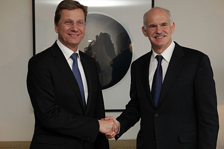 Guido Westerwelle Biografie Who S Who
