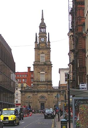 St George's Tron Church - St George's Tron Church