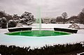 White House fountain dyed in green, 2014.jpg