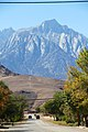 Whitney Portal Road and Mt. Whitney - Flickr - daveynin.jpg
