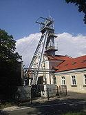 Entrance to the Salt mine (Nadszybie Daniłowicza)