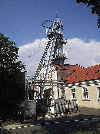 Wieliczka Salt Mine - Entrance to the Salt mine (Nadszybie Daniłowicza)